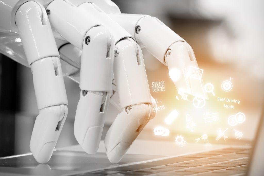 """""""Automação facilitando processos industriais"""""""