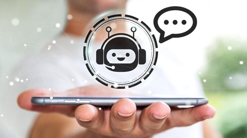 """""""Chatbots baseados em inteligência artificial"""""""