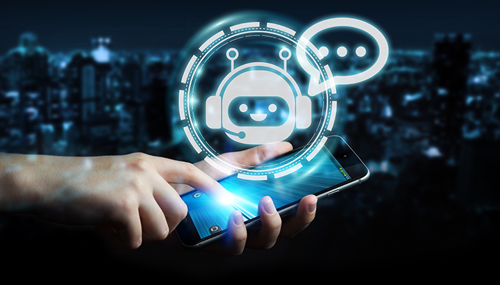 """""""O relacionamento com os clientes fica mais rápido com os chatbots"""""""