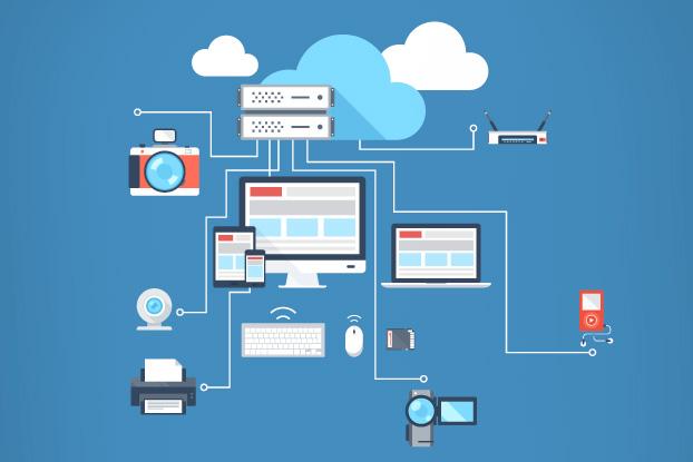 """""""Dispositivos conectados pela internet das coisas"""""""