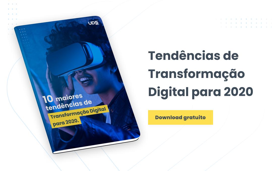 tendências de transformação digital para 2020