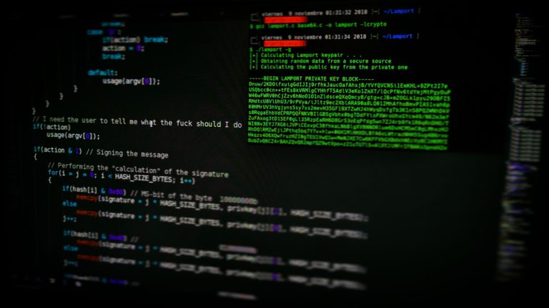 lidando com cibersegurança